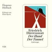 Cover-Bild zu Dürrenmatt, Friedrich: Der Hund / Der Tunnel