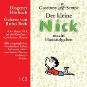 Cover-Bild zu Goscinny, René: Der kleine Nick macht Hausaufgaben