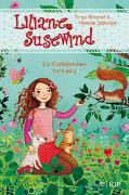 Cover-Bild zu Stewner, Tanya: Liliane Susewind - Ein Eichhörnchen hat's eilig