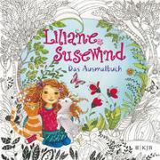 Cover-Bild zu Stewner, Tanya: Liliane Susewind - Das Ausmalbuch