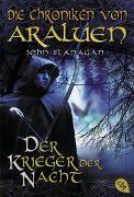 Cover-Bild zu Flanagan, John: Die Chroniken von Araluen - Der Krieger der Nacht