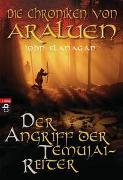 Cover-Bild zu Flanagan, John: Die Chroniken von Araluen - Der Angriff der Temujai-Reiter
