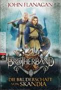 Cover-Bild zu Flanagan, John: Brotherband - Die Bruderschaft von Skandia