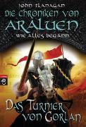 Cover-Bild zu Flanagan, John: Die Chroniken von Araluen - Wie alles begann