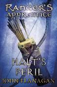 Cover-Bild zu Flanagan, John: Halt's Peril (Ranger's Apprentice Book 9)