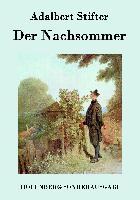 Cover-Bild zu Adalbert Stifter: Der Nachsommer