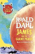 Cover-Bild zu Dahl, Roald: James and the Giant Peach