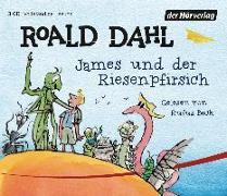 Cover-Bild zu Dahl, Roald: James und der Riesenpfirsich