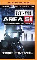 Cover-Bild zu Mayer, Bob: Time Patrol