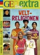 Cover-Bild zu Verg, Martin (Hrsg.): GEOlino extra 55/2015 - Weltreligionen