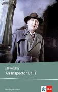 Cover-Bild zu Priestley, J. B.: An Inspector Calls