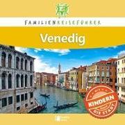 Cover-Bild zu Robert, Petrusa: Familienreiseführer Venedig