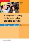 Cover-Bild zu Asmuth, Markus: Prüfungsvorbereitungen / Prüfungsvorbereitung für die industriellen Elektroberufe