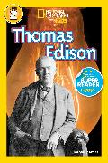 Cover-Bild zu Kramer, Barbara: National Geographic Readers: Thomas Edison