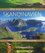 Cover-Bild zu Krämer, Thomas: 100 Highlights Skandinavien