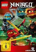 Cover-Bild zu Hageman, Dan: LEGO Ninjago: Masters of Spinjitzu