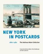 Cover-Bild zu Kramer, Thomas (Hrsg.): New York in Postcards 1880-1980