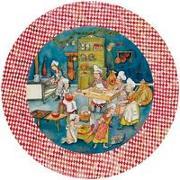 """Cover-Bild zu Adventskalender """"Weihnachtsbackstube"""" von Lefin, Petra (Illustr.)"""