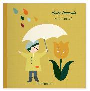 Cover-Bild zu Beste Freunde - Ein Malbuch