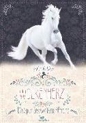Cover-Bild zu Wolkenherz - Die Spur des weißen Pferdes - Band 1 von Giebken, Sabine