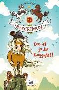 Cover-Bild zu Die Haferhorde - Das ist ja der Ponygipfel! - Band 13 von Kolb, Suza