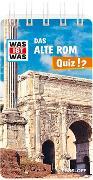 Cover-Bild zu WAS IST WAS Quiz Altes Rom