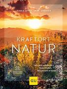 Cover-Bild zu Kraftort Natur (mit CD) von Appel, Jennie