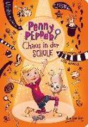 Cover-Bild zu Penny Pepper - Chaos in der Schule von Rylance, Ulrike