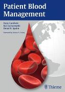Cover-Bild zu Patient Blood Management von Gombotz, Hans