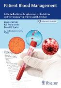 Cover-Bild zu Patient Blood Management (eBook) von Zacharowski, Kai (Hrsg.)