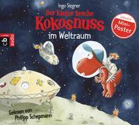 Cover-Bild zu Der kleine Drache Kokosnuss im Weltraum -