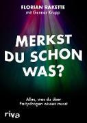 Cover-Bild zu Merkst du schon was? (eBook) von Rakette, Florian