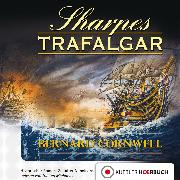 Cover-Bild zu Sharpes Trafalgar (Audio Download) von Cornwell, Bernard