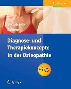 Cover-Bild zu Diagnose- und Therapiekonzepte in der Osteopathie (eBook) von Zalpour, Christoff