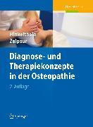 Cover-Bild zu Diagnose- und Therapiekonzepte in der Osteopathie (eBook) von Hinkelthein, Edgar