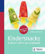 Cover-Bild zu Kindersnacks (eBook) von Johnston, Tanja