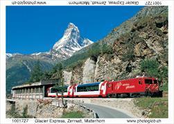 Cover-Bild zu 1727; Magnet GEX Zermatt (24203)