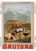 Cover-Bild zu 2196; Magnet Gruyeres ab Plakat 1170