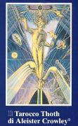 Cover-Bild zu Il Tarocco Tarot Thoth di Aleister Crowley IT