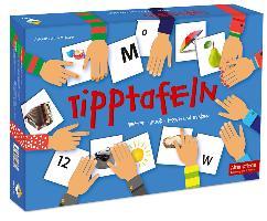Cover-Bild zu Tipptafeln von Jasper, Bettina M.