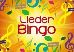 Cover-Bild zu Lieder Bingo von Friese, Andrea