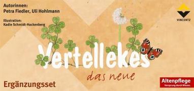Cover-Bild zu Ergänzungsset - Vertellekes - das neue (Spiel) von Fiedler, Petra