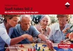 Cover-Bild zu Spass haben 2 von Leitner, Gertrud