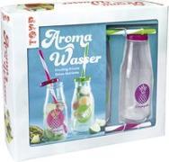 Cover-Bild zu Kreativ-Set Aroma-Wasser von Iburg, Anne
