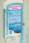 Cover-Bild zu eBook Ein Sommerhaus auf Santorin