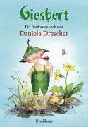 """Cover-Bild zu Drescher, Daniela (Illustr.): Postkartenbuch """"Giesbert"""""""