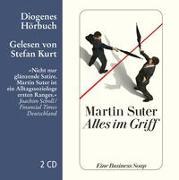 Cover-Bild zu Suter, Martin: Alles im Griff