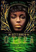 Cover-Bild zu Forna, Namina: Die Göttinnen von Otera - Schwarz wie Tod