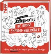 Cover-Bild zu Roßa, Nadine: Sketchnotes. Die große Symbol-Bibliothek. SPIEGEL Bestseller