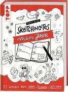 Cover-Bild zu Roßa, Nadine: Sketchnotes Mein Jahr